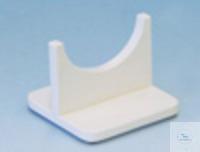 Auflage für Pipettendosen  PVC weiß, für alle Pipettendosen-Größen. Die Auflage ermöglicht die...