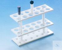 2Panašios prekės Insert rack for test tubes and, butyrometers (for 12 units)  Polypropylene...