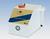 Grain-Vita-Tester  Gehäuse:Polypropylen (PP) weiß Maße/mm:LxBxH 280x210x225 (ohne...