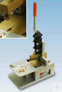 Grain-Vita-Tester  Material:Aluminium, Messing Lieferumfang:Schneidegerät mit...