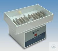 Mojonnier Agitator  for 4 Mojonnier tubes Casing:PVC white...