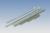 Rührstab aus Polypropylen ( PP )    Länge: 500 mm  D/M: 15 mm