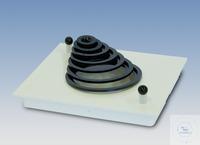 Ringeinsatz für Deckel für Wasserbad