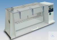 Rotationsmischer für 24 Butyrometer  für 24 Butyrometer Gehäuse:PVC weiß Schutzabdeckung...