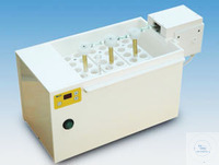 Shaker Water Bath for Butyrometers  Operation: Microprocessor Control...