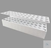 SmartLab Reagenzglasgestell mit Das SmartLab SLS 36 von Aerne Analytic fasst 36 Probengefäße von...