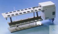 Unterwasser-Schütteleinsatz für  für 18 Butyrometer Gehäuse:Polypropylen (PP) weiß...