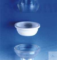Spherical ground joint sleeves, size: 35, made of PTFE