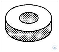 GASKETS, WITHOUT PTFE-LINERS  GL 18, SEAL: 16 X 8 MM,  FOR T GASKETS, WITHOUT PTFE-LINERS  GL 18,...