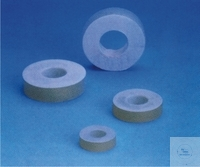 GASKETS, WITH VULCANIZED-ON  PTFE-LINERS, GL 60,  SEAL: 58 X GASKETS, WITH VULCANIZED-ON...