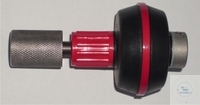 Flexible coupling for stirrers, chucking breadth up to 10 mm max., length approx. 70 mm