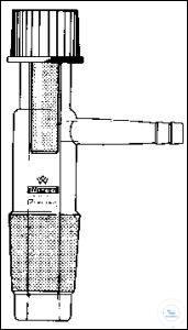 GLASTEIL NS24/29 GLASTEILE FUER RUEHRAUFSAETZE, NS   24/29, GL 25
