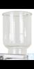 Trichter, 300ml, Borosilikatglas für VF3/6/7 Trichter, 300ml, Borosilikatglas für VF3/6/7