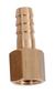 Schlauchverbinder 1/4 inch, 6.4mm, 1/4PT Schlauchverbinder 1/4 inch, 6.4mm,...