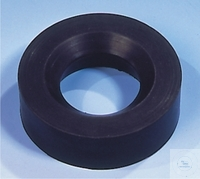 RUBBER RING WITH RIM RUBBER RING FOR FILTER FUNNELS,  INNER Ø TOP: 33 MM, HEIGHT: 15 MM,  FOR...