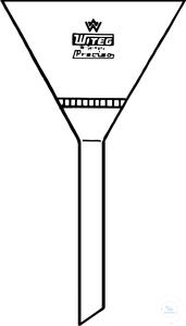 FILTERTRICHTER Ø:55mm 25ml FILTERTRICHTER (HIRSCHTRICHTER)  Ø -55 MM , 25ML, P4, PLATTEN O.Ø - 25MM