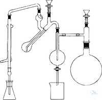 Distilling link with 2 cones ST 14/23,  for Parnas-Wagner ap Distilling link with 2 cones ST...