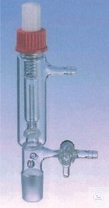 Pressure relief valves, Cone ST 29/32,  with stoppcock, bore Pressure relief valves, Cone ST...