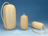 GAS SAMPLING BAGS, MADE OF RUBBER,  VOLUME 5 LITER   GAS SAMPLING BAGS, MADE OF RUBBER,  VOLUME 5...
