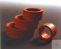 RUBBER SLEEVE FOR CRUCIBLES,  50 ML O.D. 48 MM   RUBBER SLEEVE FOR CRUCIBLES,  50 ML O.D. 48 MM