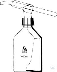 Automatic pipette - attachment, thread GL 45, 15 ml
