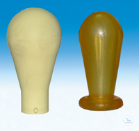 Bulb/teat, for pipettes, 10 ml, made from silicon Bulb/teat, for pipettes, 10 ml, made from silicon