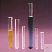 Test tube, 5ml, 12x75 mm,  round bottom, PP  Case = 1000 pcs Test tube, 5ml, 12x75 mm,  round...