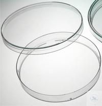 Bacteriological petri dishes, PS, D: 90 mm, gamma radiat., w. vents, Case = 500 pcs.