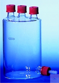 3Artikelen als: WOULFF BOTTLES, 1000 ML, WITH BOTTOM TUBUS GL 25,  2 SIDE NE WOULFF BOTTLES,...