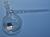 RETORTS, 500 ML, BOROSILICATE GLASS,  WITH TUBULATURE AND GR RETORTS, 500 ML, BOROSILICATE GLASS,...