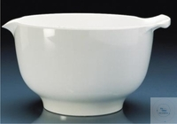 STIRRING VESSEL,WHITE,MELAMIN  WITH HANDLE AND SPOUT,  3000  STIRRING VESSEL,WHITE,MELAMIN  WITH...