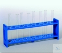 TEST TUBE RACKS, PP,DIVISABLE,  24 HOLES,O.D. 16 MM, 325 X 5 TEST TUBE RACKS, PP,DIVISABLE,  24...