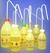 Spritzflasche 500 ml Methylethylketon Sicherheitsspritzflasche 500 ml, GL 25,...