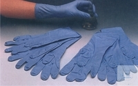 Gloves, made from nitrile, size 8.5-9.5, disposable,  powder Gloves, made from nitrile, size...