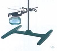 Stativplatte H-Typ, 210 x 200mm Stativplatten, H-Typ, 210 x 200 mm, fuer Stabe bis Ø 12 mm,...