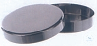 petri dishes, Ø 60 mm, height 20 mm, complete with lid, made of stainless steel