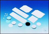 MEMBRANE FILTERS, PORE SIZE  0.2 µm FILTER DIAM. 50 MM   CAS MEMBRANE FILTERS, PORE SIZE  0.2 µm...