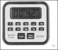 QUARTZ LCD-COUNTDOWN  TIMER, WITH ALARM  QUARTZ LCD-COUNTDOWN  TIMER, WITH ALARM
