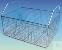 Wire basket for Ultrasonic cleaner WUC-N30H, 30 Liter, 340 x 240 x h 150 mm...