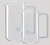 BEAKER WITH HANDLE, 2000 ML, TALL FORM,   BOROSILICATE-GLASS BEAKER WITH HANDLE, 2000 ML, TALL...