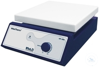 Premium Hotplate analog, type: HP-30A, with ceramic-coated plate size 260 x 260 mm, temp. range:...