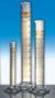 Messzylinder 1000ml Kl. A braun graduiert mit Ausguss Messzylinder mit AusgussKlasse A braun...