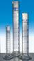 Messzylinder 10ml Kl. B blau graduiert mit Ausguss Messzylinder mit AusgussKlasse B blau...