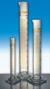 Messzylinder 2000ml Kl. B braun graduiert mit Ausguss Messzylinder mit AusgussKlasse B braun...