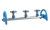 Vakuum-Verteiler 3 Stellen mit Spin-lock MultiVac 300-MB Vakuum-Verteiler, 3...
