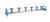 MultiVac 600-MB Vakuum-Verteiler, 6 Abzweigungen MultiVac 600-MB...