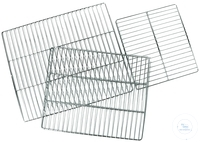 Wire Shelf ONS155 520x440mm stainless steel for 155L Incubators & Ovens Wire shelf ONS155 520 x...