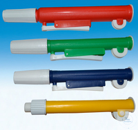 Pipette pump for volume 2 ml with fast release
