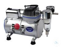 Rocker 320 oil free compressor, maintenance-free, quiet operatio and low...