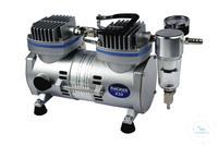 Rocker 420 oil free compressor, maintenance-free, quiet operatio and low...